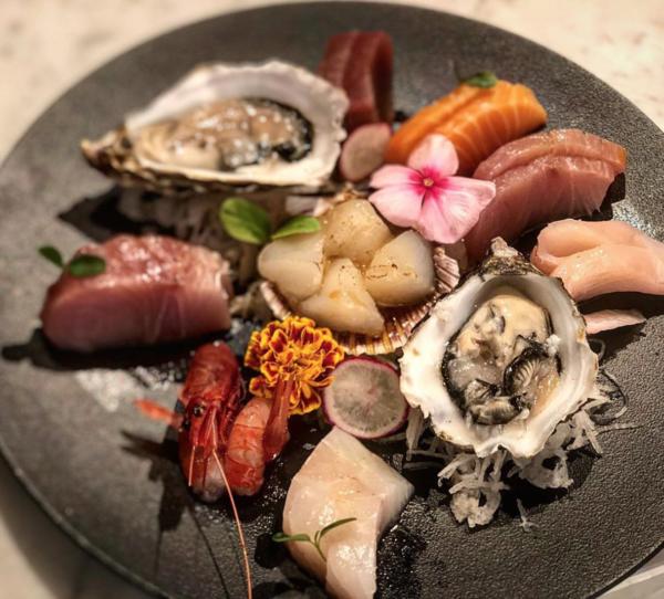 selezione sashimi oishi teramo